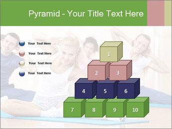 Aerobics Class PowerPoint Templates - Slide 31