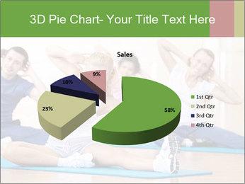 Aerobics Class PowerPoint Templates - Slide 35