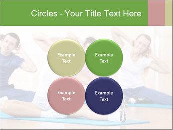 Aerobics Class PowerPoint Templates - Slide 38
