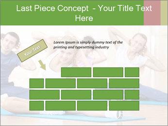 Aerobics Class PowerPoint Templates - Slide 46