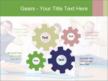 Aerobics Class PowerPoint Templates - Slide 47