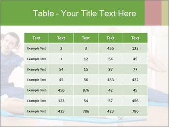 Aerobics Class PowerPoint Templates - Slide 55