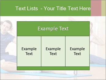 Aerobics Class PowerPoint Templates - Slide 59