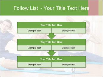 Aerobics Class PowerPoint Templates - Slide 60