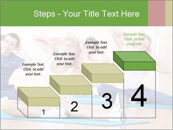 Aerobics Class PowerPoint Templates - Slide 64