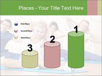 Aerobics Class PowerPoint Templates - Slide 65