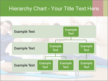 Aerobics Class PowerPoint Templates - Slide 67
