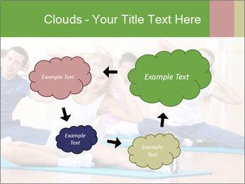 Aerobics Class PowerPoint Templates - Slide 72
