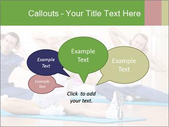 Aerobics Class PowerPoint Templates - Slide 73