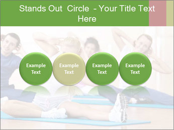 Aerobics Class PowerPoint Templates - Slide 76