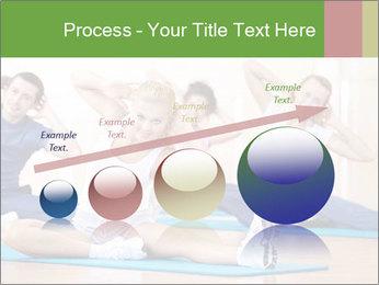Aerobics Class PowerPoint Templates - Slide 87