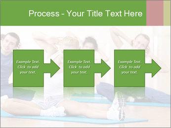 Aerobics Class PowerPoint Templates - Slide 88