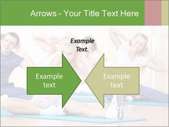Aerobics Class PowerPoint Templates - Slide 90