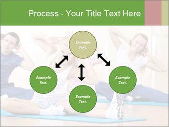 Aerobics Class PowerPoint Templates - Slide 91