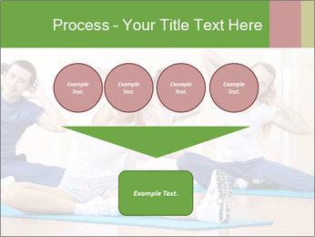 Aerobics Class PowerPoint Templates - Slide 93