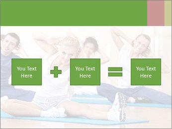 Aerobics Class PowerPoint Templates - Slide 95