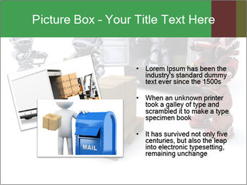 3D Robot Workers PowerPoint Templates - Slide 20