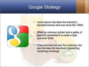 Tropic Breakfast PowerPoint Template - Slide 10