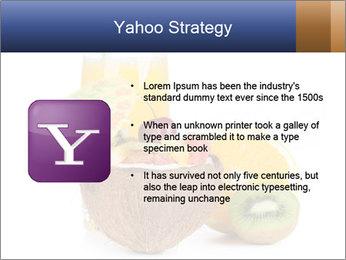 Tropic Breakfast PowerPoint Template - Slide 11