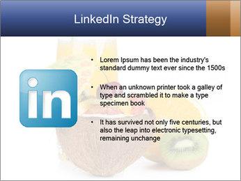 Tropic Breakfast PowerPoint Template - Slide 12