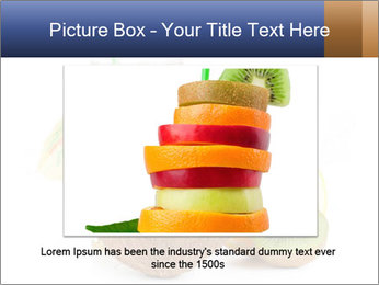 Tropic Breakfast PowerPoint Template - Slide 15