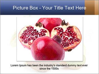 Tropic Breakfast PowerPoint Template - Slide 16