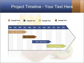 Tropic Breakfast PowerPoint Template - Slide 25
