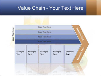 Tropic Breakfast PowerPoint Template - Slide 27