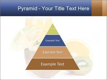 Tropic Breakfast PowerPoint Template - Slide 30