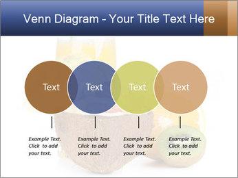 Tropic Breakfast PowerPoint Template - Slide 32