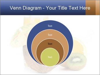 Tropic Breakfast PowerPoint Template - Slide 34