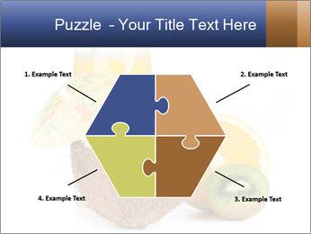 Tropic Breakfast PowerPoint Template - Slide 40
