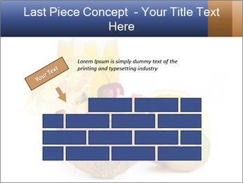 Tropic Breakfast PowerPoint Template - Slide 46