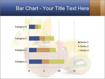 Tropic Breakfast PowerPoint Template - Slide 52