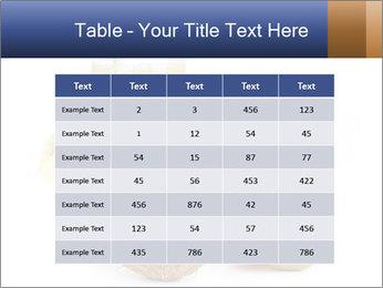 Tropic Breakfast PowerPoint Template - Slide 55