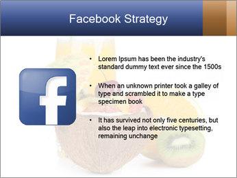 Tropic Breakfast PowerPoint Template - Slide 6