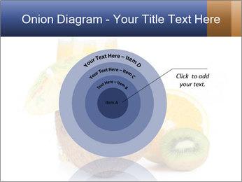 Tropic Breakfast PowerPoint Template - Slide 61