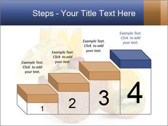 Tropic Breakfast PowerPoint Template - Slide 64