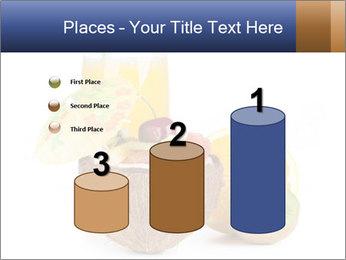Tropic Breakfast PowerPoint Template - Slide 65