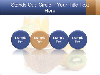 Tropic Breakfast PowerPoint Template - Slide 76
