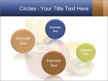 Tropic Breakfast PowerPoint Template - Slide 77