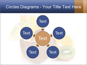 Tropic Breakfast PowerPoint Template - Slide 78