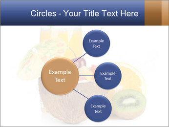 Tropic Breakfast PowerPoint Template - Slide 79