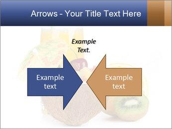 Tropic Breakfast PowerPoint Template - Slide 90