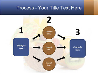 Tropic Breakfast PowerPoint Template - Slide 92