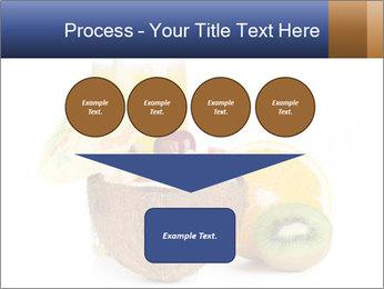 Tropic Breakfast PowerPoint Template - Slide 93