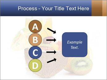 Tropic Breakfast PowerPoint Template - Slide 94
