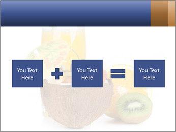 Tropic Breakfast PowerPoint Template - Slide 95