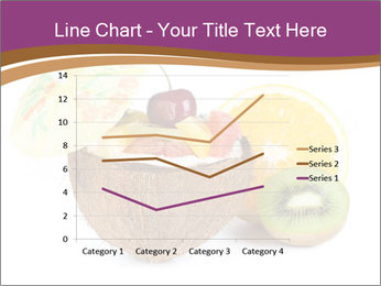 Coconut with Fruit Salad PowerPoint Template - Slide 54