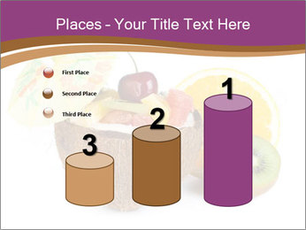 Coconut with Fruit Salad PowerPoint Template - Slide 65